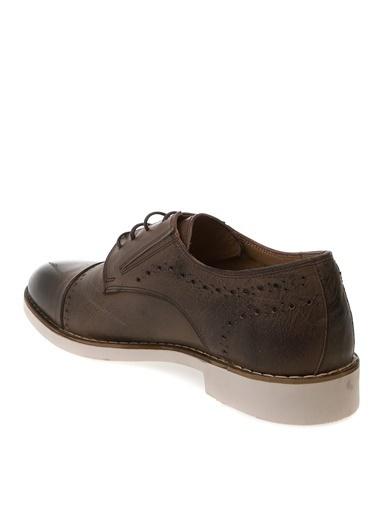 Cotton Bar Klasik Ayakkabı Kahve
